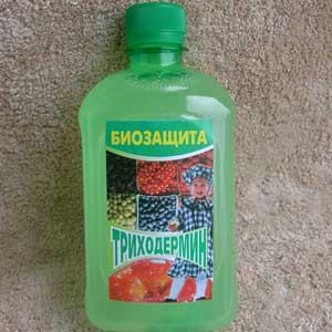Триходермин — применение для домашних растений и цена препарата
