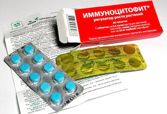 Инструкция по применению Иммуноцитофита
