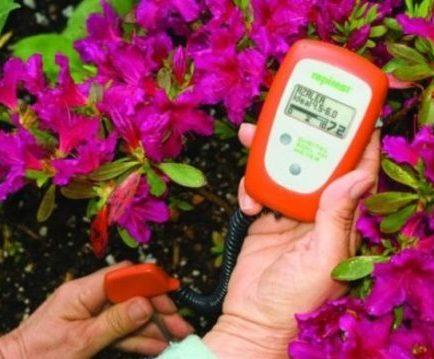 Оптимальная кислотность почвы для растений: таблица, показатели, приборы для измерения