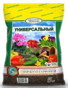 Биогрунт Экофлора Универсальный