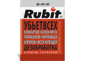 Рубит циперметрин