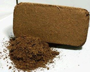 Кокосовый субстрат состав