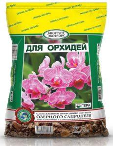 Биогрунт Экофлора для орхидей